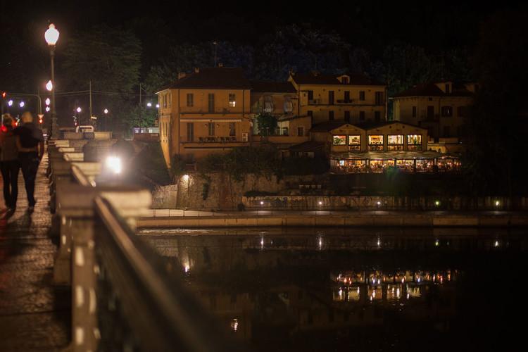 Catullo visto dal ponte