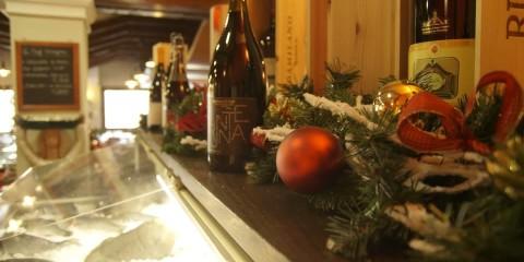 Addobbi di Natale al Catullo - Ristorante Pizzeria Torino - 1