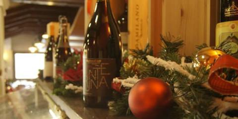 Pranzo Natale 2015 Torino ristorante Catullo
